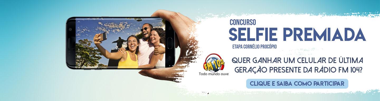 Concurso Selfie Premiada