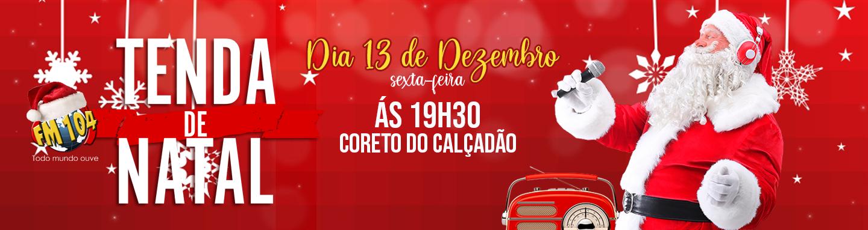 Tenda de Natal 2019