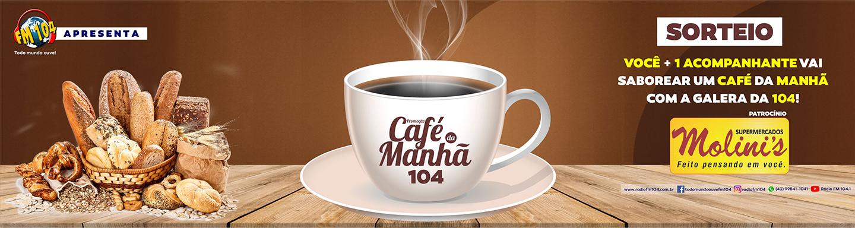 Promoção Café da Manhã 104